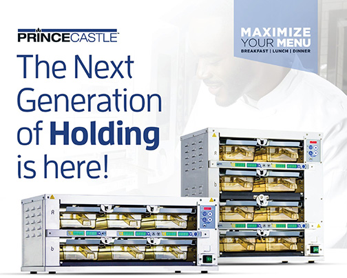 The Next Generation of Holding is here!